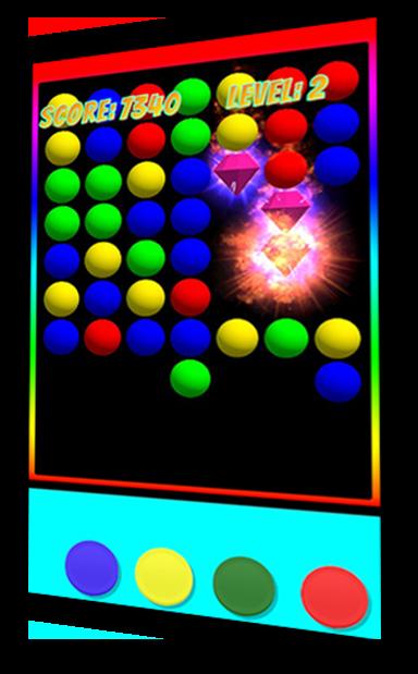 Balls Off! – Unity 3D Arcade Game