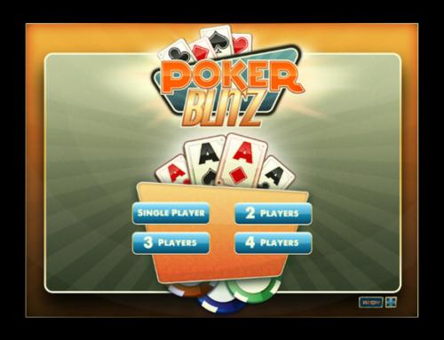 Poker Blitz – HTML5 Multiplayer Game
