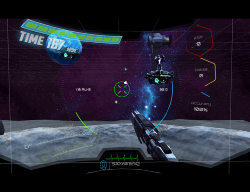 Virtual & Augmented Reality First Person Shooter – Unity 3D