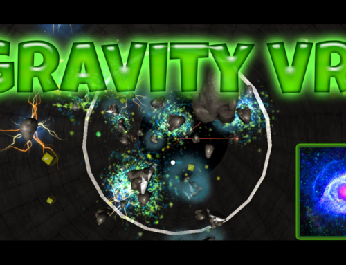 Gravity VR – Virtual Reality Game